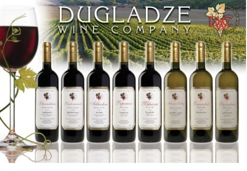 Products of Dugladze Wine Company will be put in the chain of E-SilkRoad